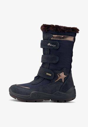 Winter boots - dunkelblau