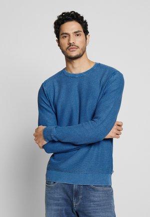 STRUCTURED - Jersey de punto - victory blue