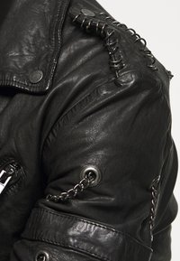 Be Edgy - BART - Leather jacket - black - 6