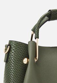 Dune London - DIANA SET - Handbag - khaki - 5