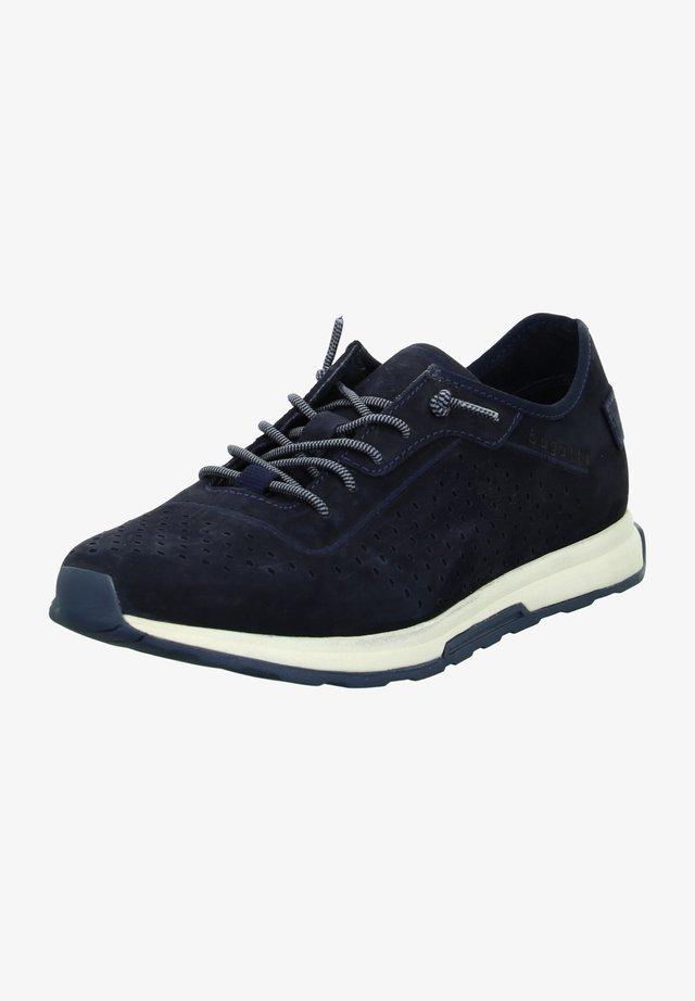 Sneakers laag - dunkel blau