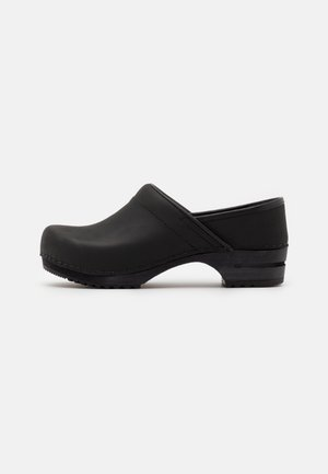 JULIE CLOSED - Clogs - black