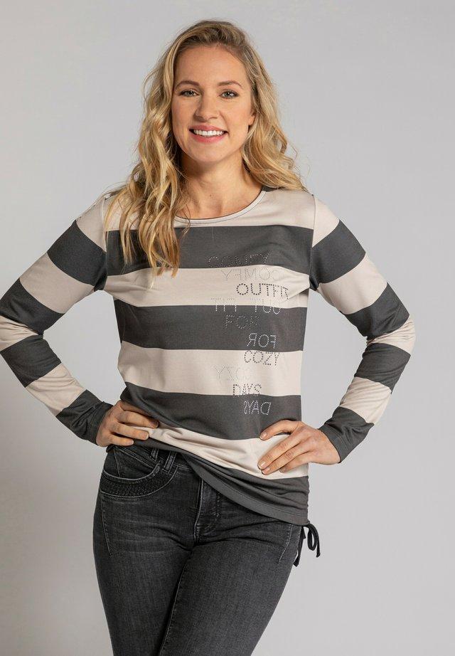 Sweater - asphaltgrau