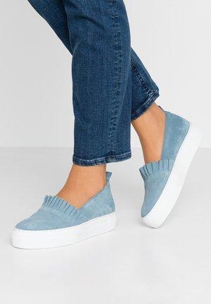 Instappers - light blue