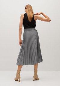 Mango - LADY - A-line skirt - grau - 2