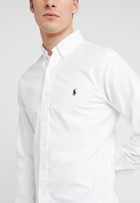Polo Ralph Lauren - OXFORD  - Koszula - white - 5