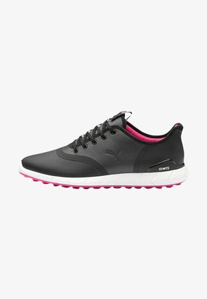 Golf shoes - black-black
