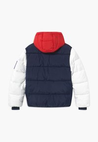 Converse - BOYS VARSITY PUFFER - Giacca invernale - obsidian - 1