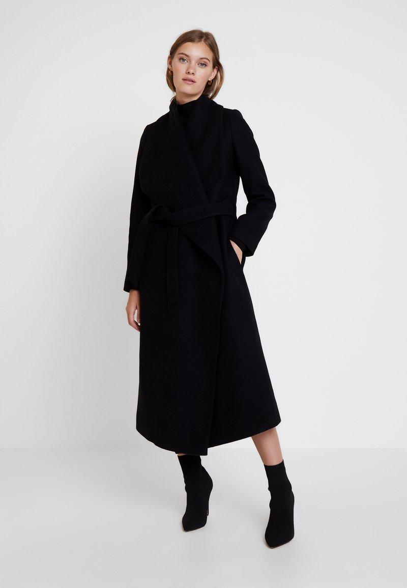 IVY & OAK - BATHROBE  - Classic coat - black