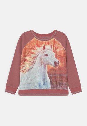 SMALL GIRLS - Sweatshirt - old pink