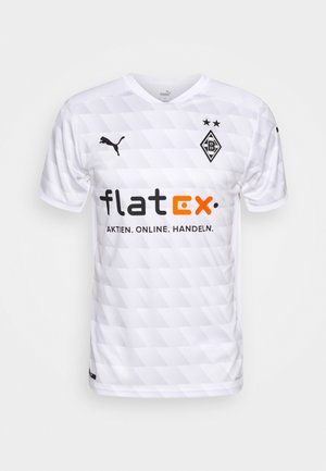 BORUSSIA MÖNCHENGLADBACH HOME SHIRT REPLICA - Club wear - white/gray violet