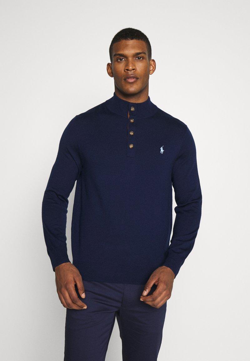 Polo Ralph Lauren Golf - LONG SLEEVE - Jumper - french navy