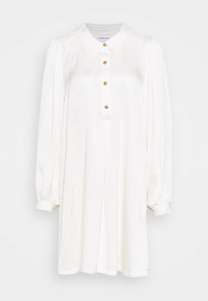 EMME DRESS - Shirt dress - cream