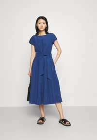 WEEKEND MaxMara - FARNETO - Vapaa-ajan mekko - bluette - 1