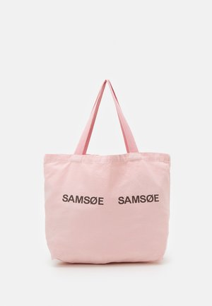 FRINKA SHOPPER - Shopping bag - powder pink