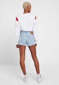 Levi's® - 501® HIGH RISE SHORT - Denim shorts - dibs tape - 2