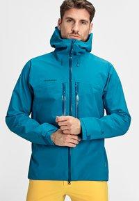 Mammut - Outdoor jacket - sapphire - 0