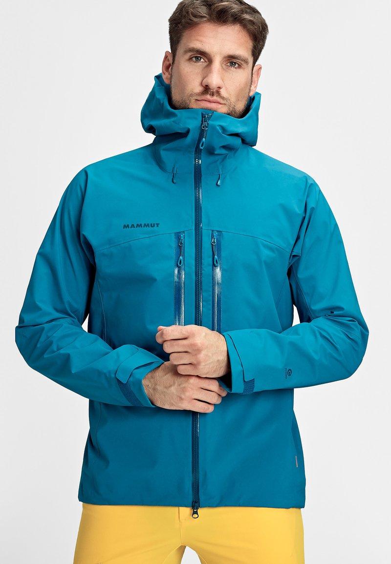 Mammut - Outdoor jacket - sapphire