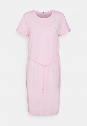 ONE PLANET DRESS - Jersey dress - pastel pink