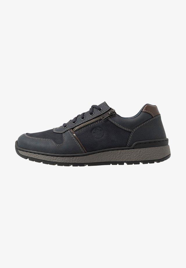 Sneakers laag - pazifik/navy/kastanie