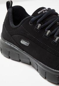Skechers - SYNERGY 3.0  OUT & ABOUT - Trainers - black - 5
