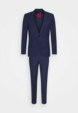 ARTI HESTEN - Kostym - dark blue