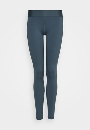 Tights - dark blue/black