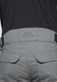 J.LINDEBERG - TRUULI SKI PANT - Snow pants - grey melange - 5