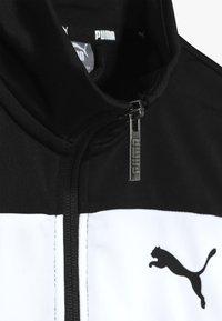 Puma - SUIT - Survêtement - black - 5