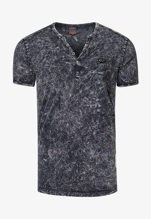 T-shirt basic - anthrazit