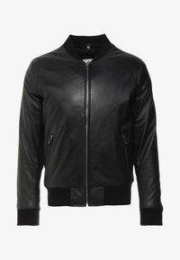 Serge Pariente - BONBON - Leather jacket - black - 4