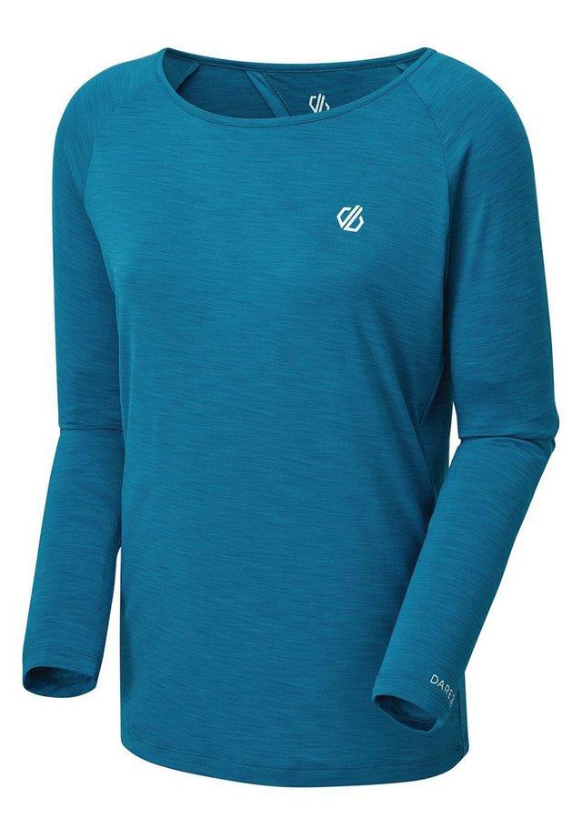 PRAXIS  - Sports shirt - petrol blue