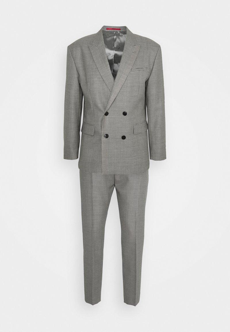 HUGO - ULAN/FARLY - Suit - charcoal