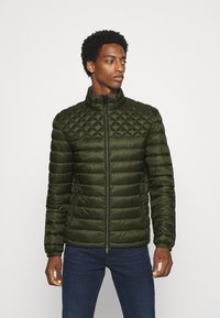 Strellson - SEASONS JACKET - Light jacket - olive - 0