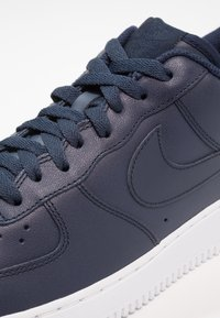 Nike Sportswear - AIR FORCE - Sneakers basse - obsidian/white - 5