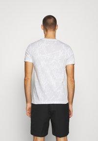 Calvin Klein Jeans - TEE 3 PACK  - T-shirt basic - black/ grey / bright white - 3