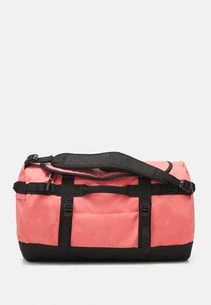 BASE CAMP DUFFEL S UNISEX - Treningsbag - faded rose/black
