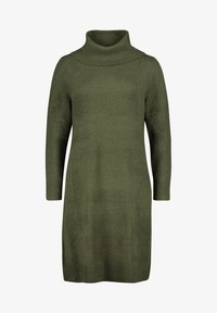 Cartoon - Jumper dress - dunkelgrün - 0