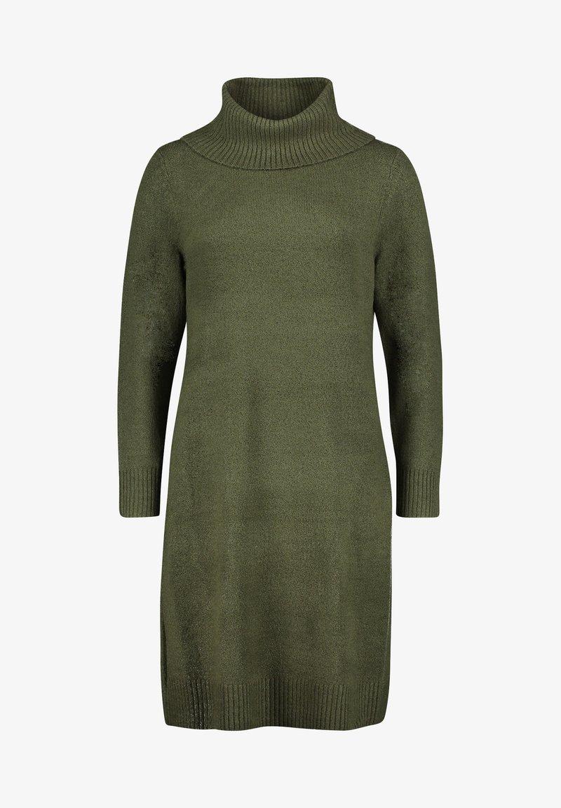 Cartoon - Jumper dress - dunkelgrün