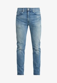 Levi's® - 502™ TAPER - Straight leg jeans - light-blue denim - 3
