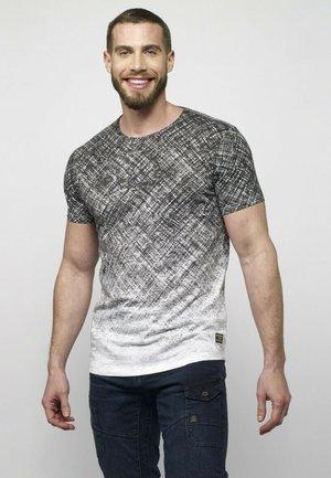Camiseta estampada - blanco