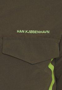 Han Kjøbenhavn - DESK JACKET - Parka - dusty brown - 2