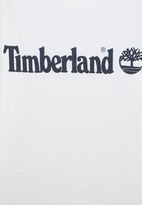 Timberland - LONG SLEEVE - Long sleeved top - white - 2