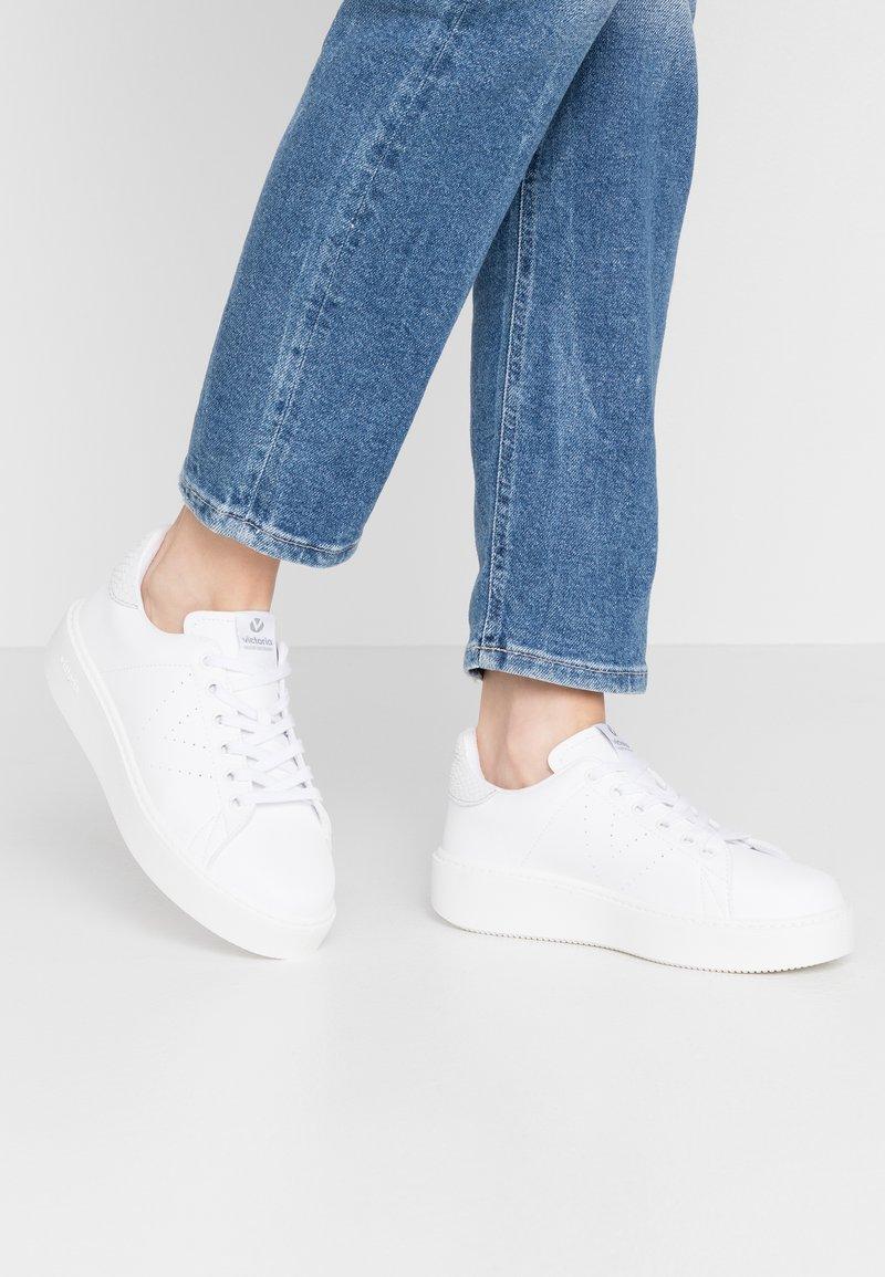Victoria Shoes - Baskets basses - blanco