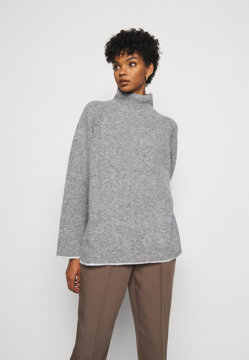 By Malene Birger - ELLISON - Jumper - med grey mel