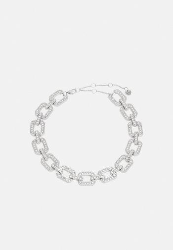 AFOMAHAR - Smykke - silver-coloured/clear multi