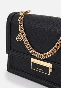 ALDO - LAISBY - Across body bag - black - 3