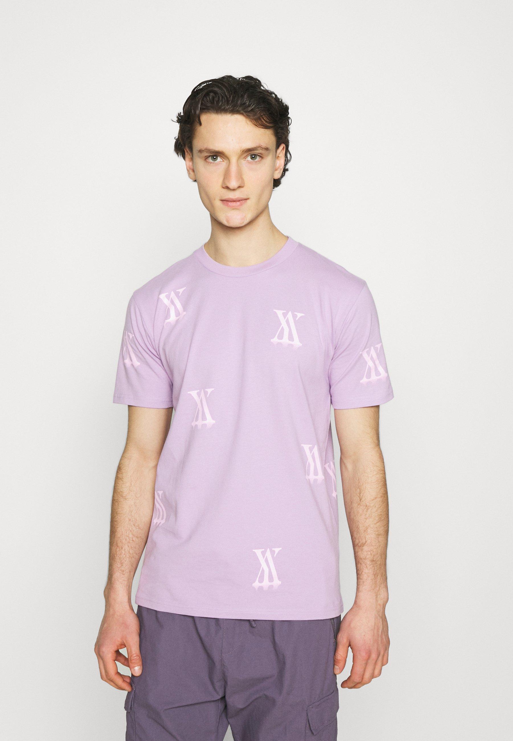 Men RANDOM LOGO - Print T-shirt