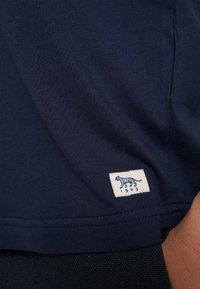 Tiger of Sweden - DIDELOT - T-shirt - bas - light ink - 5