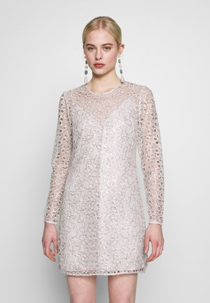 CONCORD DRESS - Cocktail dress / Party dress - silver